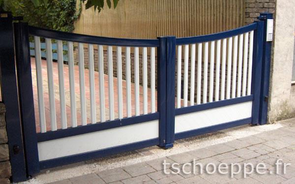 Catalogo puertas y portones for Catalogo puertas metalicas